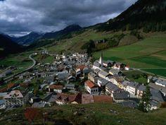 Scuol, Switzerland. My city.