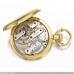 jules jurgensen chronometer movement - Поиск в Google