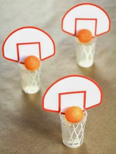 Basketball shots - make with or without alcohol