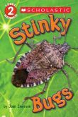 Stinky Bugs Scholastic Reader Level 2 barnes and nobel $3.99