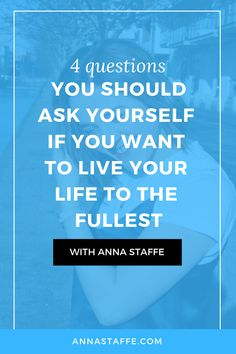 If you want to become a happier person and live your life to the fullest, then listen to this podcast. You'll learn what four questions your need to ask yourself if you can to get the most out of your life. You'll experience personal growth and self love. Self Development Books, Development Quotes, Personal Development, Mindfulness Activities, Today Episode, Confidence Boost, Self Care Routine, Live Your Life, Best Self