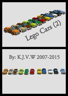 https://flic.kr/p/rdFXci | Lego Cars 2