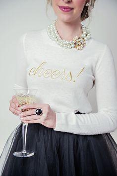 New Years Eve fashion Happy New Year Beth Chapman Styling Image by Carla Ten Eyck