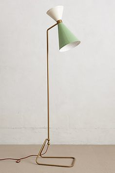 Novara Floor Lamp - anthropologie.com