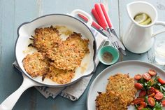 Kids cheesy rice fritters