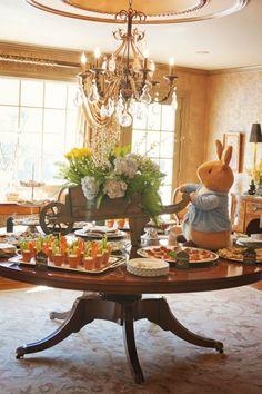 Petter Rabbit 1st bday