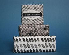 West Elm Soap designed by Colene Blanchet - look at those prints! glorious!