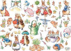"""Beatrix Potter """"Peter Rabbit"""". www.fanpop.com"""