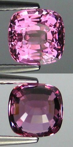 Spinel 110873: Natural Spinel 2.13 Cts Cushion Shape Baby Pink Color Loose Gemstone -> BUY IT NOW ONLY: $249.99 on eBay!