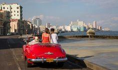 The Malecon: Havana.