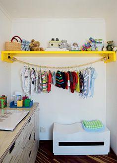 Decoração quarto de criança.