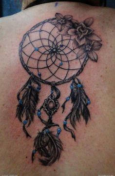 Dream Catcher Tattoo Stencil Dreamcatcher tattoo tattoo