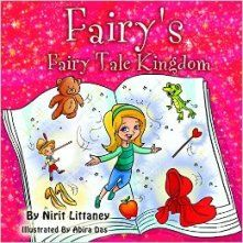 Fairy's Fairy Tale Kingdom (children's book) by Nirit Littaney
