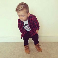 +> 93 cute toddler hairstyles for boys and girls - hairstyles - Rund ums Kindal_title] - Baby Outfits Cute Toddler Hairstyles, Baby Boy Hairstyles, Toddler Boy Haircuts, Little Boy Haircuts, Kids Hairstyle, Black Hairstyles, Hairstyle Ideas, Toddler Undercut, Boy Haircuts Short