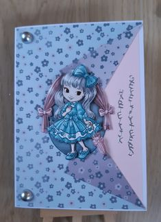 Lily, Cards, Handmade, Ideas, Dress, Hand Made, Orchids, Maps, Thoughts