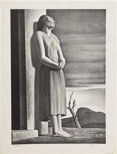View Weltschmerz By Rockwell Kent; Access more artwork lots and estimated & realized auction prices on MutualArt. Rockwell Kent, Belle Epoque, American Artists, Sculpture, Statue, Fine Art, Drawings, Illustration, Artwork