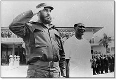 El primer viaje de Fidel Castro a África, por Pedro Martínez Pírez
