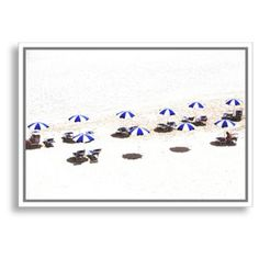 Check out this item at One Kings Lane! Judith Gigliotti, Blue and White Italia