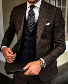 Trendy Suits For Men, Stylish Men, Sharp Dressed Man, Well Dressed Men, Mens Fashion Suits, Mens Suits, Classy Suits, Classy Style, Mode Costume