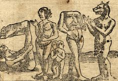 Sebastian Münster (1488 – 1552); an assortment of 16th century woodcut prints.