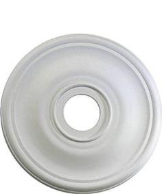 Quorum Ceiling Medallion Studio White 728188