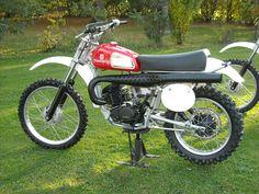 Vintage Husqvarna 250