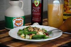 """Mi Chiamo Candace...: """"Award Winning"""" Spicy Maple Dijon Vinaigrette  ALSO: Find the recipe for Yummy Salad  http://www.town-country-market.com/Recipes/RecipeFull.aspx?RecipeID=36959&QuickSearch=97&PageNumber=2&Source=search"""