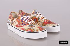 "Liberty of London x Vans Authentic ""Flower Paisley"" 