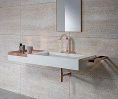 'Cyprum' MEM fittings by Sieger Design for Dornbracht