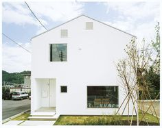 MUJI's Prefab Home - Drum roll: Muji has unveiled the prototype of its latest prefabricated house…
