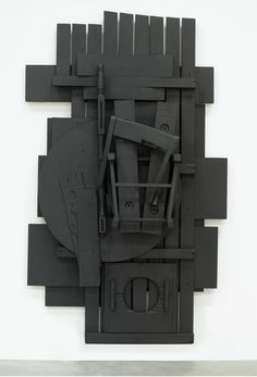 Louise Nevelson: Untitled, 1976-8.