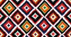 Wallpaper Design : Ethnic Multicolour