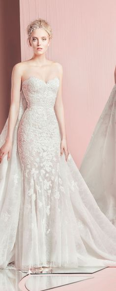 14 Best Zuhair Murad Bridal Haute Couture images  cac733933a6