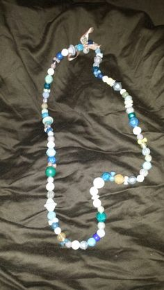 Necklace out if my bead stash 2