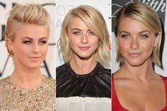 1 Haircut, 3 Chic Styling Ideas: Julianne Hough