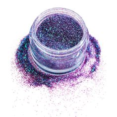 In Your Dreams Purple Dragon Cosmetic Glitter ($10) ❤ liked on Polyvore featuring beauty products, makeup, beauty and filler