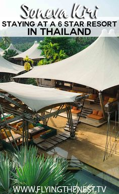 WHAT IT'S LIKE TO STAY AT A 6 STAR RESORT IN THAILAND | SONEVA KIRI