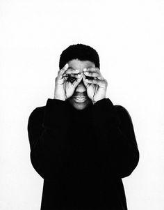 Denzel Washington by Michel Haddi