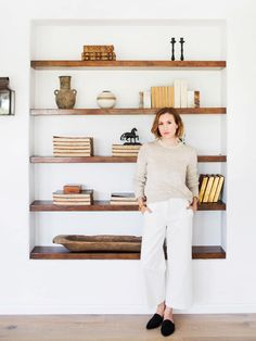 Inside Our Co-Founder Katherine Power's Carefully Curated Beverly Hills Home via @MyDomaine