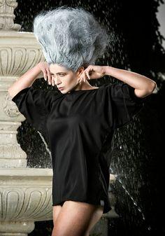 VelvetHaori Gabrielladeplano Fashion Design - StrCturEs SS 2014