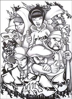 Graffiti Characters Lilz Eu Tattoo De 1456jpg