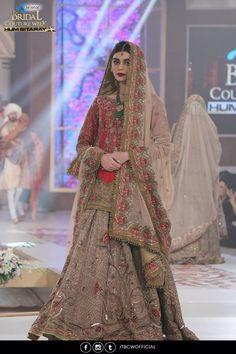 Fahad Hussayn Pakistani Bridal Wear 2016 5