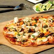 Free seafood marinara pizza recipe. Try this free, quick and easy seafood marinara pizza recipe from countdown.co.nz.