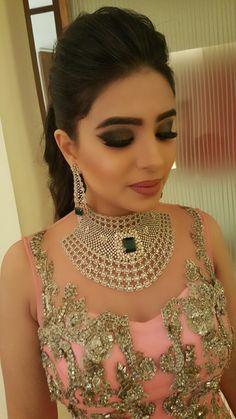 Dimond Necklace, Diamond Necklace Set, Bold Necklace, Indian Wedding Jewelry, Indian Jewelry, Bridal Jewelry, Emerald Jewelry, Diamond Jewellery, Silver Diamonds