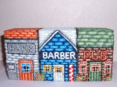 Bank/Barber/Pub
