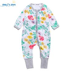 We are proud to present our newest collection of ){delights.   Like and Share if you like this Cotton One-piece Pajamas.  Tag a BFF who would love our amazing range of kids clothes! FREE Shipping Worldwide on ALL products.  Why wait? Buy it here---> https://www.babywear.sg/2017-new-girls-clothing-cotton-kids-one-pcs-overalls-pajamas-newborn-baby-girl-boys-clothes-suits-bebes-free-shipping-ppy-143/   Dress up your infant in lovely clothes today!    #babysuits