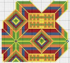 Resultado de imagen para patrones de diseños wayuu