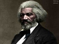 """""""‹› A former slave, Frederick Douglass become one of the foremost abolitionists of his time. Known for his powerful speeches and finely-crafted writing, Douglass championed the anti-slavery movement (photographed c. frederick-douglass-P. Frederick Douglass, Black History Month, Black Is Beautiful, Maryland, African American Authors, African Americans, American Literature, Classic Literature, Native Americans"""