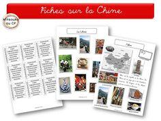 Pour présenter la Chine et sa culture, invitation au voyage ...