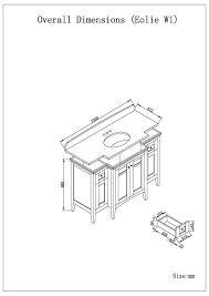 What is the Standard of a Bathroom Vanity Height | Bathroom ...